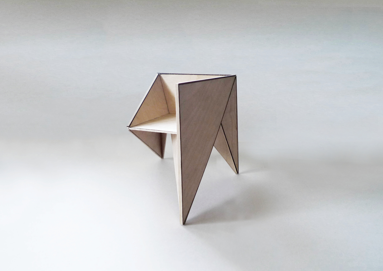 Origami chair (Jp) – sukunfuku - photo#8