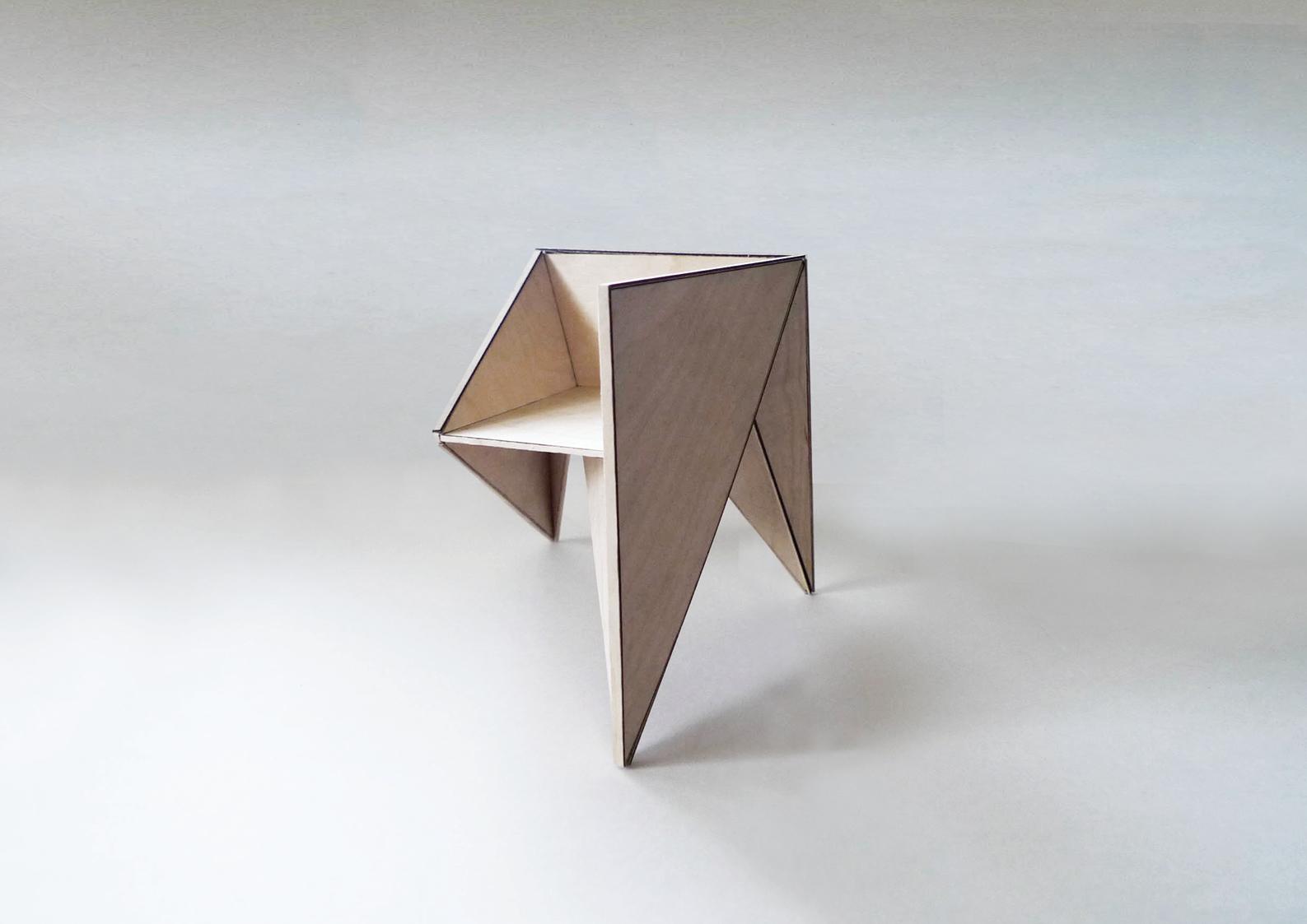 Origami Chair Jp Sukunfuku